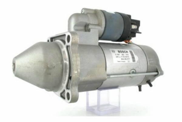 Anlasser Bosch 0001231027 IVECO, 4.0kW 24V