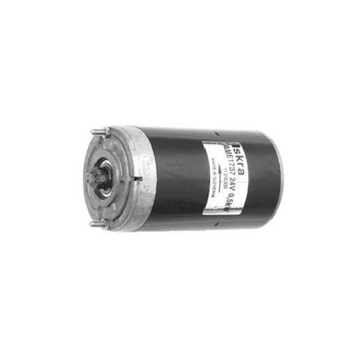 Gleichstrommotor Iskra Letrika MONARCH IM0155, 0.5kW, 12V, DC-Mo