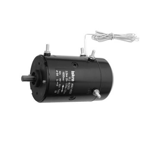 Gleichstrommotor Iskra Letrika LEWMAR IM0226, 2.0kW, 24V, DC-Mot