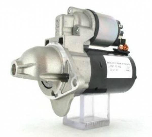 Anlasser Bosch 0001107492 OPEL DAEWOO, 1.1kW 12V