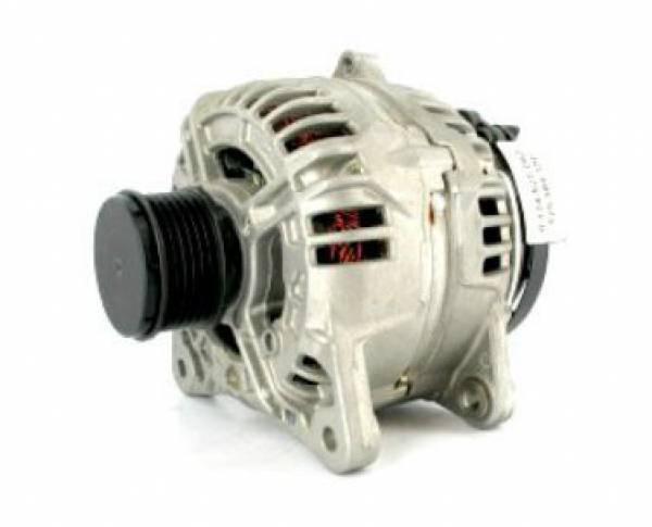 Lichtmaschine Bosch 0124525140 RENAULT NISSAN, 150A 12V