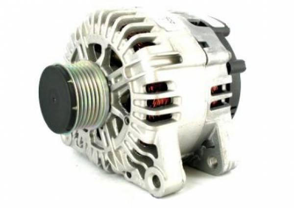 Lichtmaschine Valeo CITROEN PEUGEOT FIAT 2542351, 150A 12V