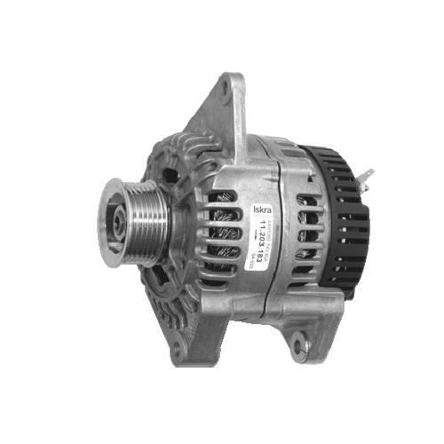 Lichtmaschine Iskra Letrika RENAULT IA1090, 80A, 12V