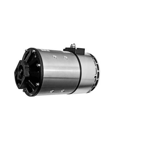 Gleichstrommotor Iskra Letrika BOSCH IM0108, 5.0kW, 72V, DC-Mot