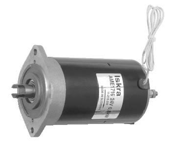 Gleichstrommotor Mahle MM304 IM0195 MONTEC, 0.8 kW 12V