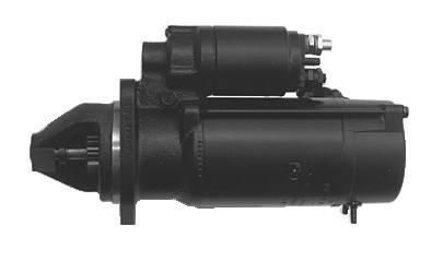 Anlasser ISKRA IS1254 Claas, Deutz, Same 4.0kW, 12V