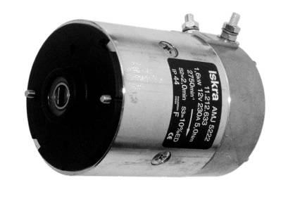 Gleichstrommotor Mahle MM313 IM0036 für HIDROIRMA, 1.6kW 12V