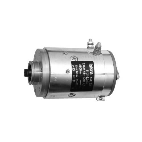 Gleichstrommotor Iskra Letrika BOSCH IM0187, 2.0kW, 48V, DC-Mot