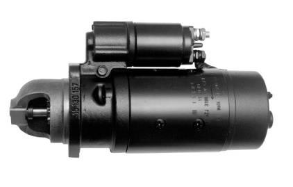 Anlasser ISKRA IS0619 Iveco Deutz-Fahr Atlas Copco, 3.7kW, 12V