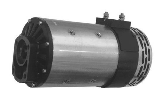 Gleichstrommotor Mahle MM83 IM0079 für BOSCH, 3.0kW 80V