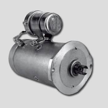 Gleichstrommotor,1.2kW, 24V DC Motor