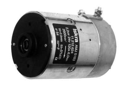 Gleichstrommotor Mahle MM221 IM0034 für SMITHS, 2.2kW 24V