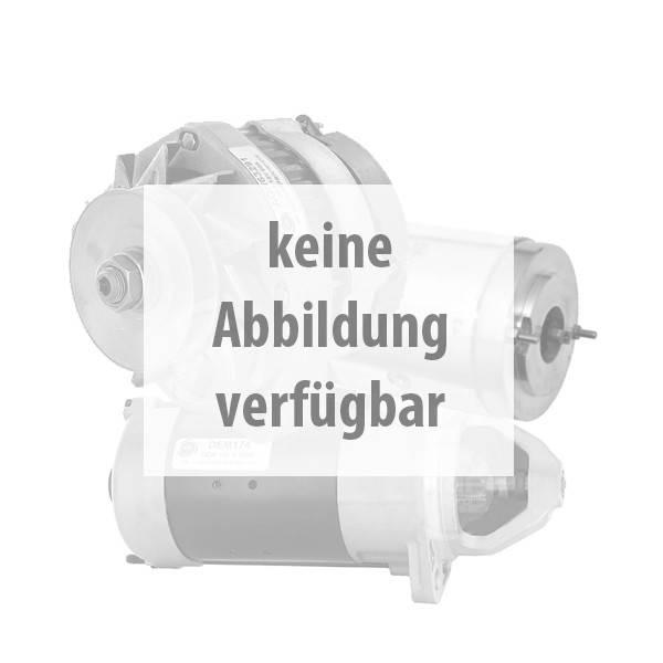 Gleichstrommotor Iskra Letrika ZF MARINE IM3042, 1.0kW, 24V, DC-