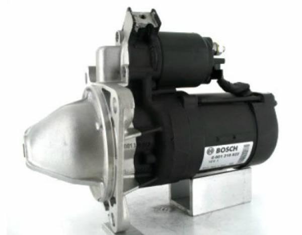 Anlasser Bosch 0001218822 VOLKSWAGEN LT, 2.3kW 12V