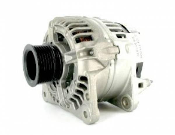 Lichtmaschine Bosch 0124315003 VOLKSWAGEN SEAT SKODA, 70A 12V