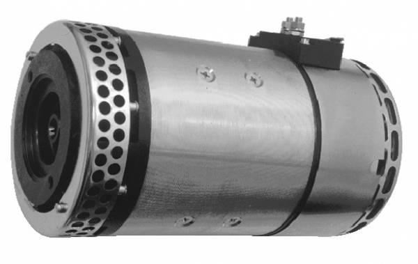 Gleichstrommotor Iskra Letrika IM0107 CLARK, 4.0kW 48V