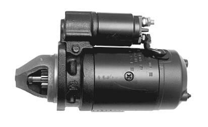 Anlasser ISKRA IS0567 Deutz, 3.1kW, 12V