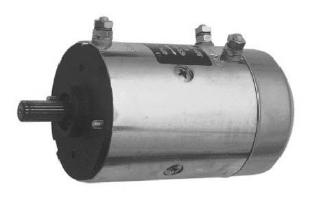 Gleichstrommotor Mahle MM293 IM0146 für WARN, 1.6kW 12V