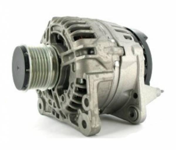 Lichtmaschine Bosch VOLKSWAGEN SEAT 0124325001, 90A 12V
