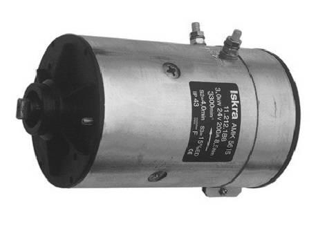 Gleichstrommotor Mahle MM202 IM0250 für BROC, 3.0kW 24V